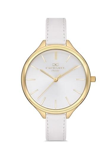 Cacharel Kadın CacharelClassic Kol  Saat CHRL30719SB Beyaz